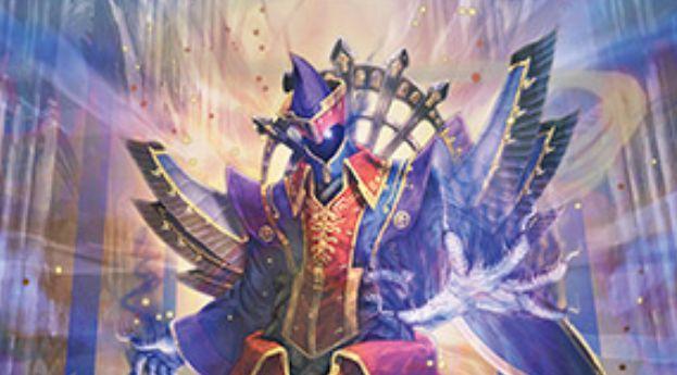 ノーライフキング デスアンカー(最強!チームAL4:ヴァンガードレア)のカードイラストが公開!