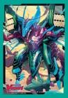 蒼嵐竜 メイルストローム(アクアフォース)のブシロードスリーブコレクションミニが「トライアルデッキ 蒼龍レオン」&「EB アジアサーキットの覇者」と同時発売決定!