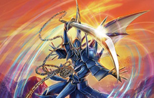 決闘龍 ZANBAKU(最強!チームAL4:ヴァンガードレア)のカードイラストが公開!