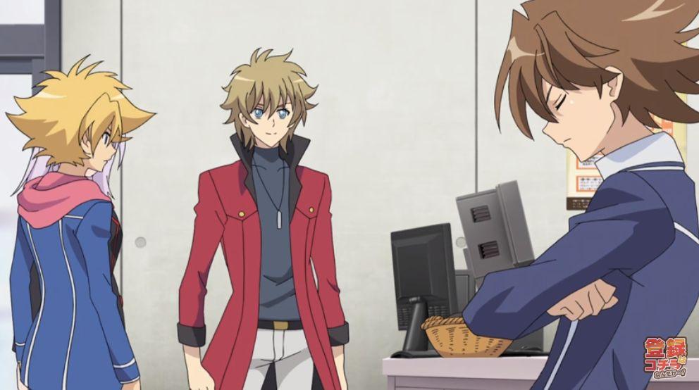 【アニメ】第9話「櫂、敗れる!!」の無料動画がYouTube「ヴァンガードch」で公開!