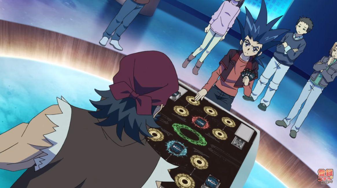 【アニメ】第11話「男たちの戦い!!」の無料動画がYouTube「ヴァンガードch」で公開!