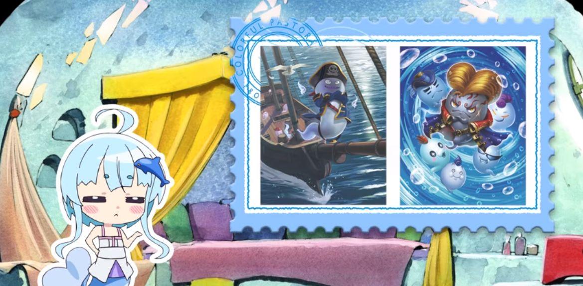 【ばみゅてれ】バミューダ△「カラパレ」のコミカルアニメがヴァンガードchで公開!