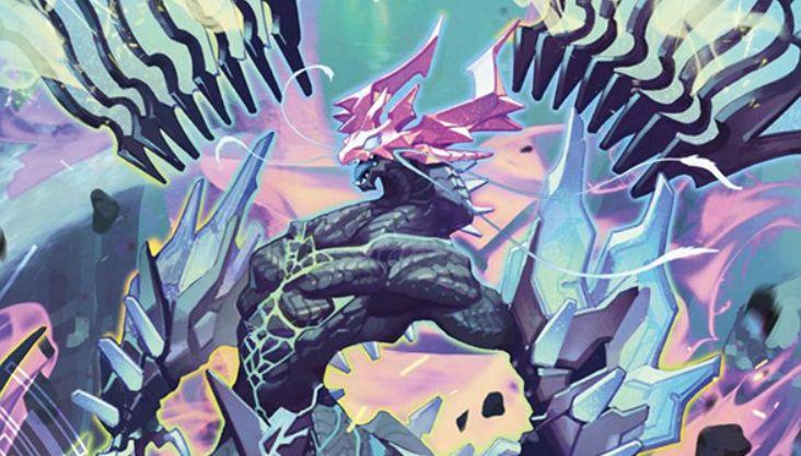 VGのティアードラゴン(エクストラブースター第8弾【My Glorious Justice】収録)