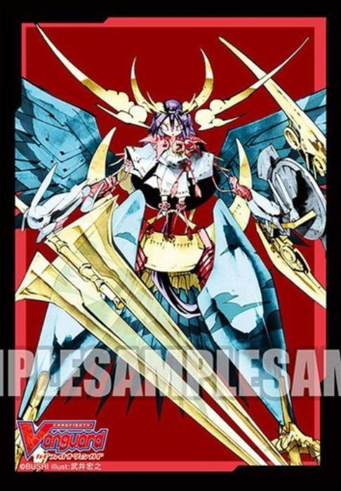 満月の女神 ツクヨミ(収録:天馬解放)のスリーブが2019年8月10日に発売!オラクルシンクタンク・デッキの保護に最適!