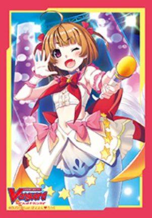 輝きの新星 イヴ(収録:Crystal Melody)のスリーブが2019年12月20日に発売!バミューダ△・デッキの保護に最適!