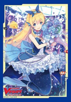 トップアイドル リヴィエール(収録:Crystal Melody)のスリーブが2019年12月20日に発売!バミューダ△デッキの保護に最適!