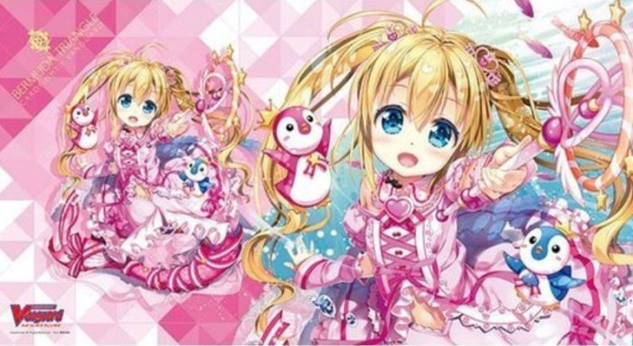 【プレイマット】トップアイドル パシフィカ(収録:Crystal Melody)のラバープレイマットが2019年12月20日に発売!最安値のお店は?
