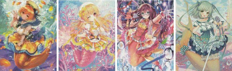 【新イラスト】VG「Crystal Melody」再録のトリガーユニットまとめ!