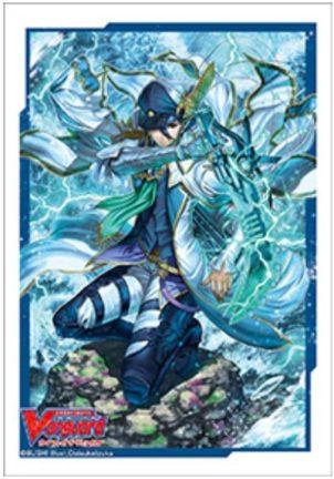 【VGスリーブ】天羅水将 ランブロス(収録:蒼騎天嵐)のスリーブが2020年10月15日に発売!アクアフォースデッキの保護に最適!