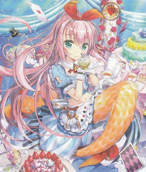 藤真拓哉先生が描く《愛すべき妹 メーア(VEB15「Twinkle Melody」収録)》のカードイラストが公開!