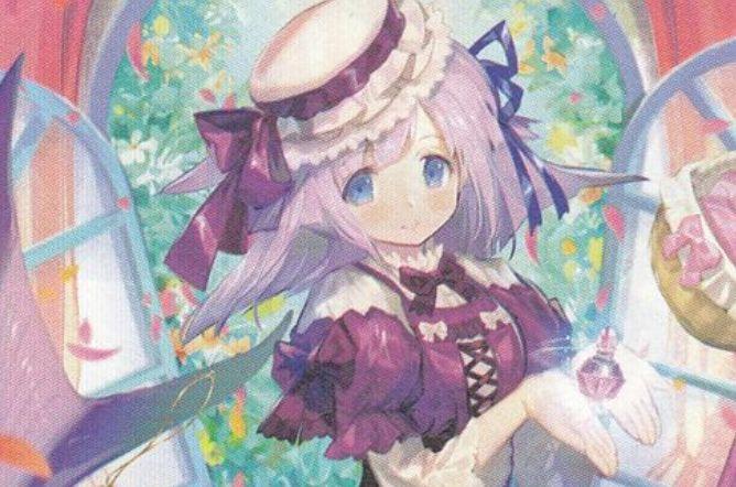かわすみ先生が描く《Chouchou 初舞台 ティルア(VEB15「Twinkle Melody」収録)》のカードイラストが公開!