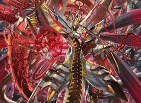 Daisuke Izuka先生が描く、星輝兵 カオスブレイカー・ドラゴン(クランセレクションプラス Vol.1)のイラストが公開!ヴァンガード「混沌と救世の輪舞曲」から新規能力でリメイク再録!