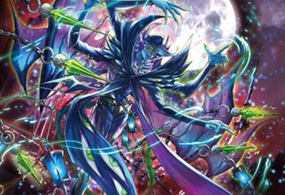 篠丸峰山先生が描く、邪神司教 ガスティール(クランセレクションプラス Vol.1)のイラストが公開!ヴァンガード「黒鋼の戦騎」から新規能力でリメイク再録!