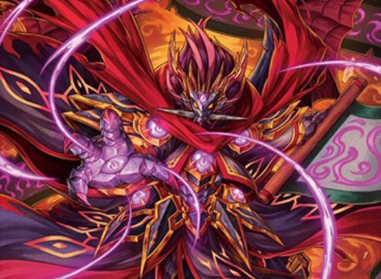 石川健太先生が描く、妖魔忍竜・黄昏 ハンゾウ(クランセレクションプラス Vol.2)のイラストが公開!