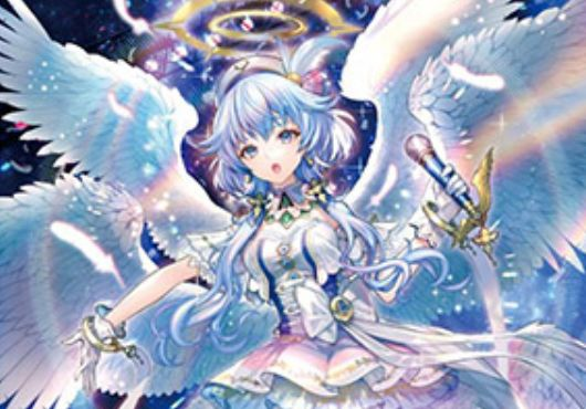 ひと和先生が描く、神恩天唱 グリザエル(LBT01「Lyrical Melody」収録)のカードイラストが公開!