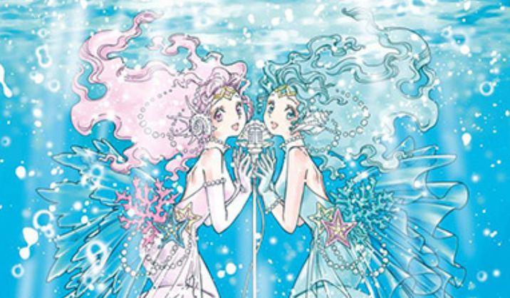 CLAMP先生が描く、神秘の双子姉妹 ロミア&ルミア(LBT01「Lyrical Melody」収録)のカードイラストが公開!